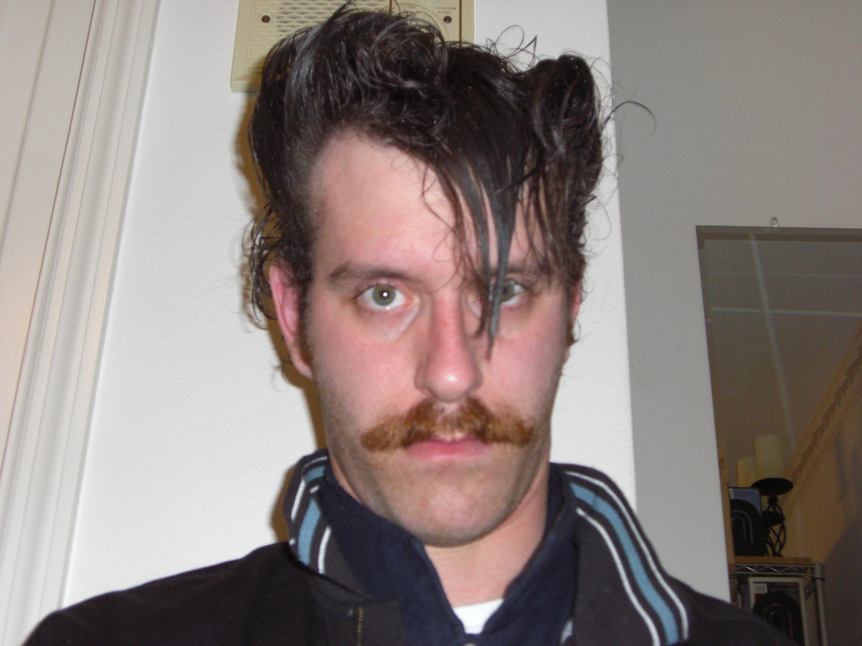 Incredible Moustache May 2008 Profile Hairstyle Inspiration Daily Dogsangcom